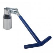 Ключ для свічок запалювання Т-подібний Elegant Plus, 16 мм