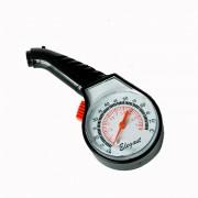 Манометр Elegant Plus пластиковий, 0-75 psi