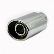 Насадка глушника Elegant 84х66 мм