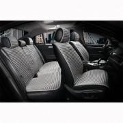 Накидки на автомобільні сидіння Elegant Maxi NAPOLI сірі комплект
