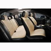 Накидки на автомобільні сидіння Elegant Maxi NAPOLI бежеві комплект