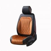 3D чохли на автомобільні сидіння Elegant MODENA Maxi коричневі комплект