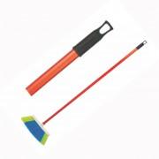 Ручка для щітки, з металу